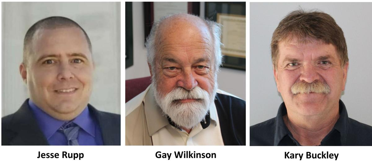 ELECTION COMPLETE District 1 County Commission Candidates