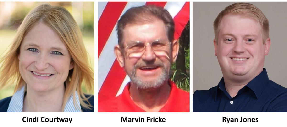 3 Jefferson Co candidates running for District 115 seat