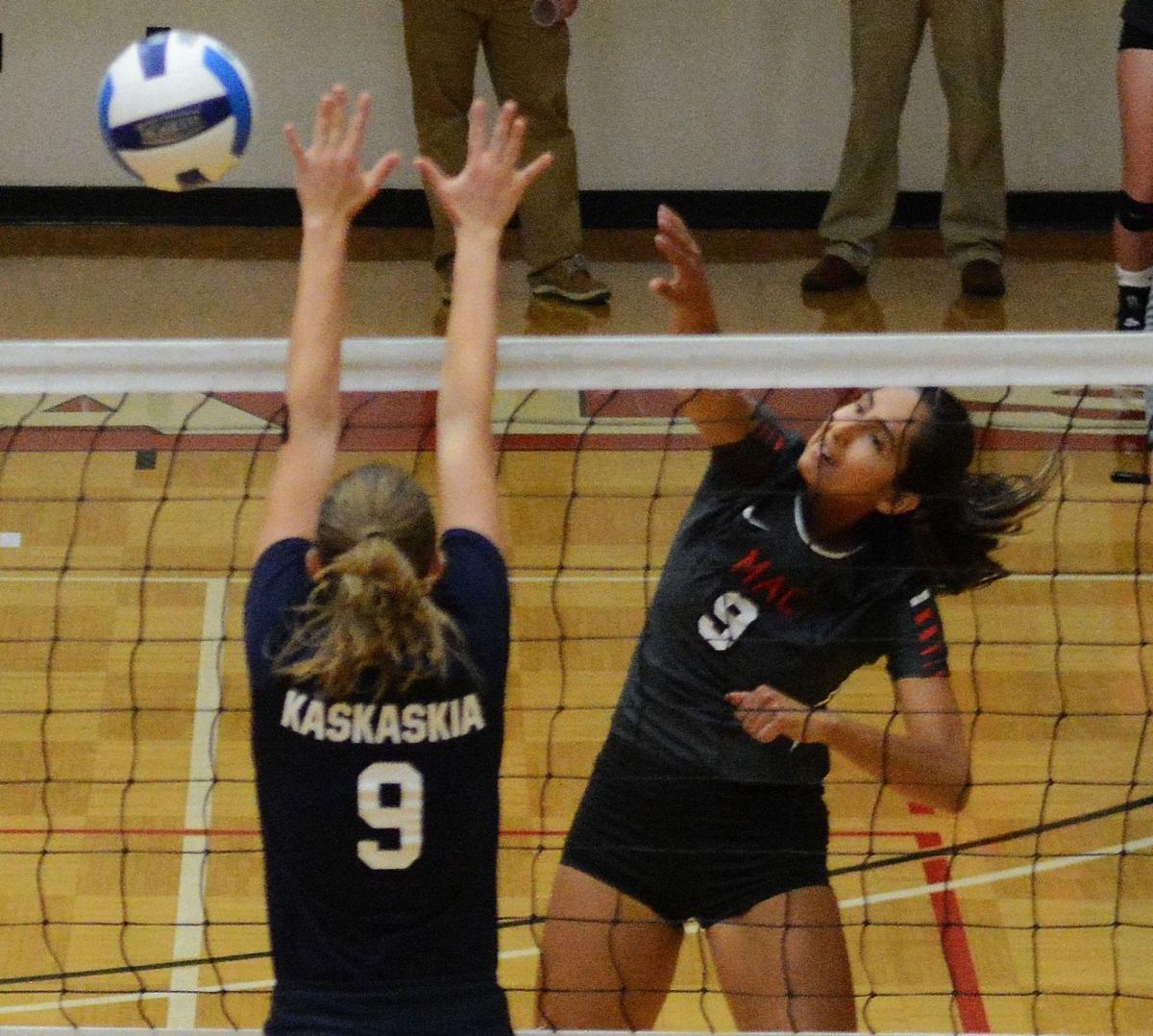 MAC volleyball