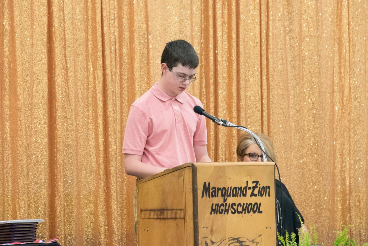MZ Eighth Grade Valedictorian