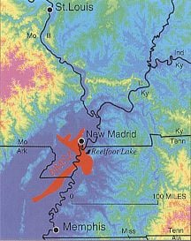 New Madrid earthquake fears still cause tremors