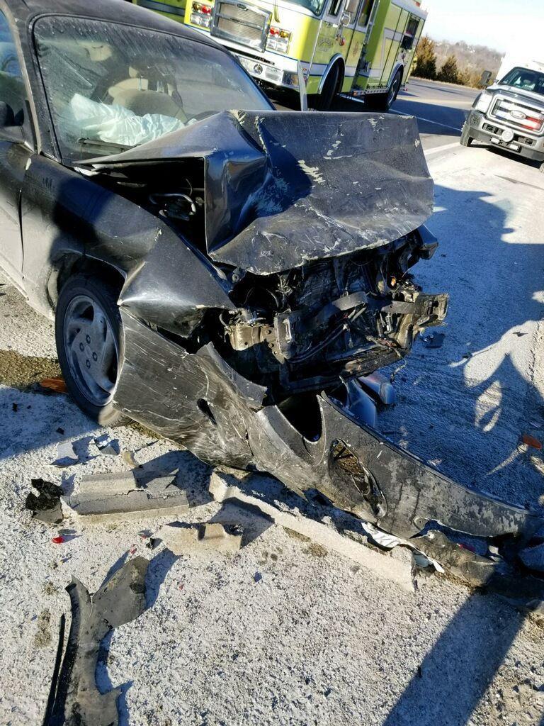 Several seriously injured in crash
