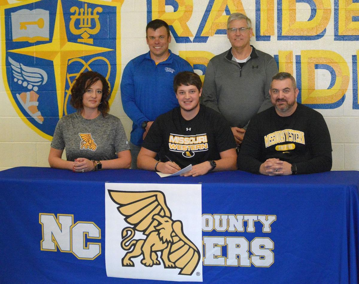 McClure To Block For Missouri Western