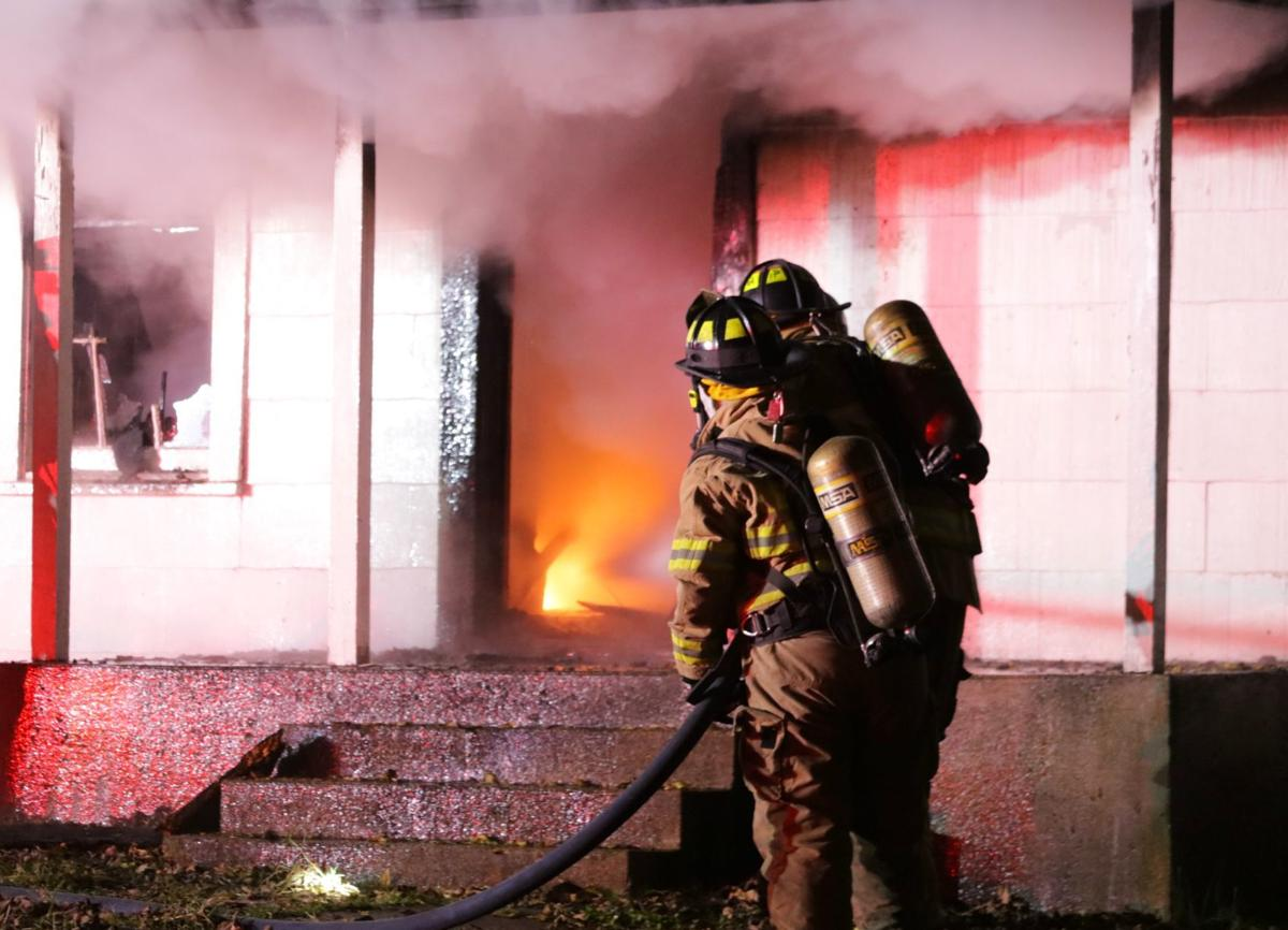 Bryan Street Fire