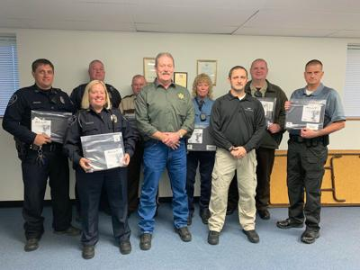 School officers receive armored shields | Daily Journal News