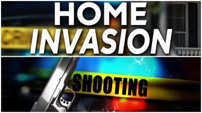Home invasion suspect fatally shot