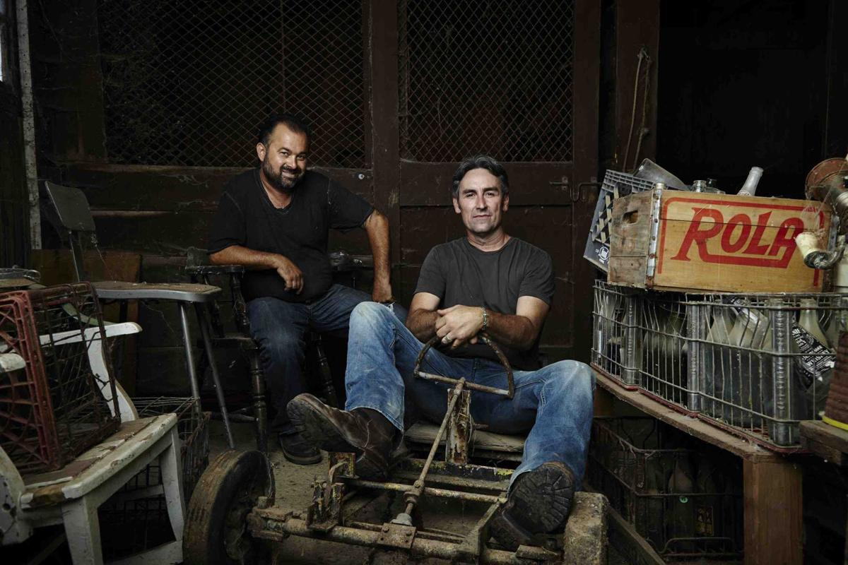 American Pickers coming to Missouri