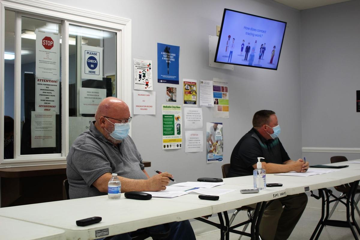 SFCHC board approves amended mask mandate