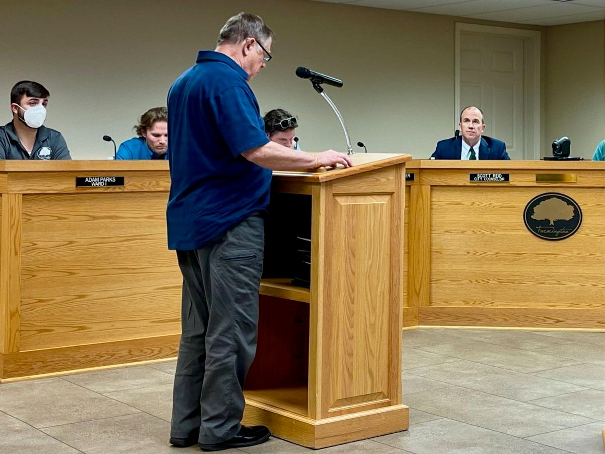 Will-O-Way residents bring complaint to city council