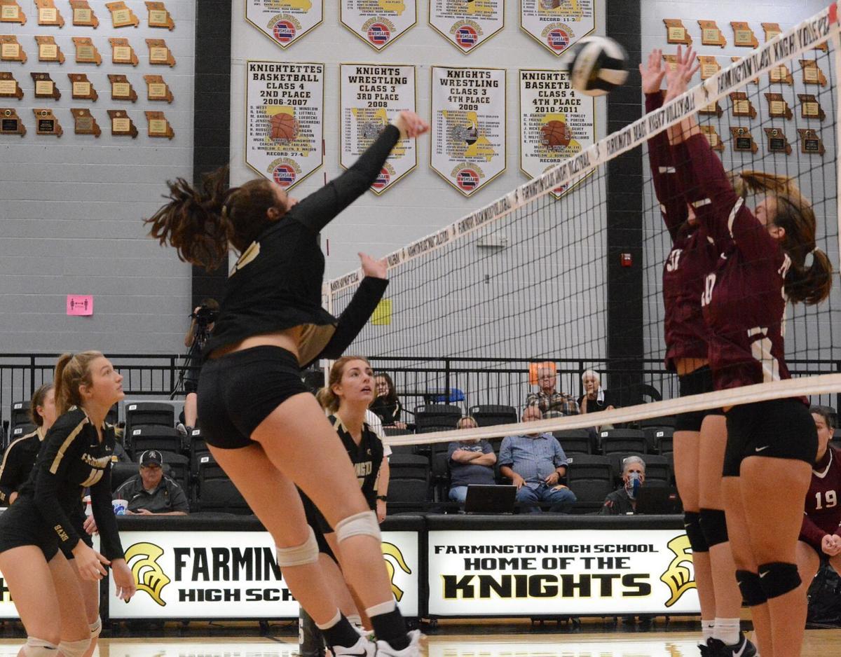 Farmington Volleyball