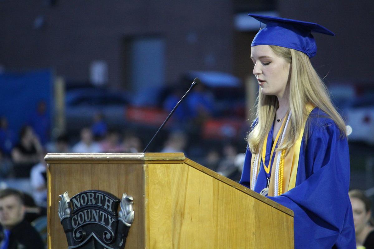 North County graduates bid farewell   Daily Journal News ...