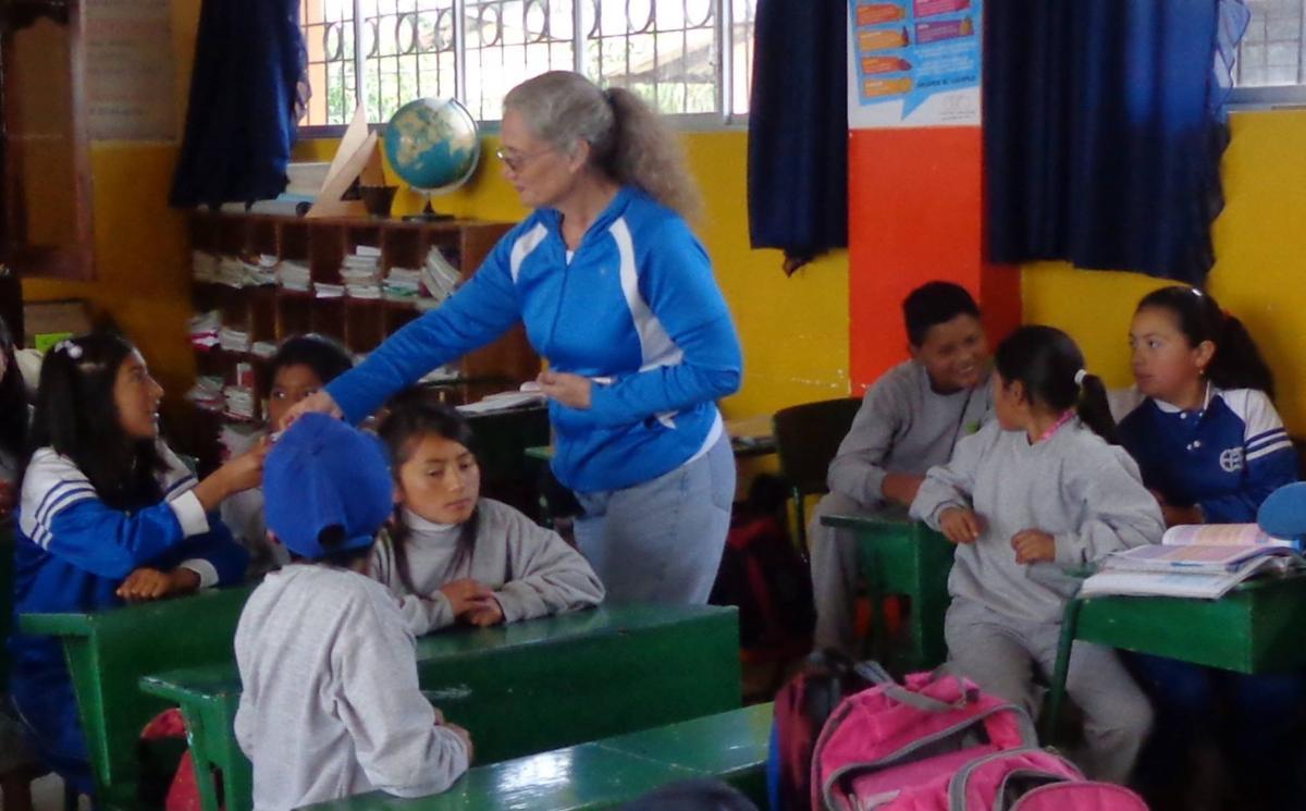 Lynn mission work