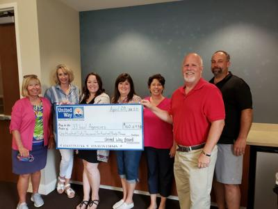 United Way of SFC gives out $161,000
