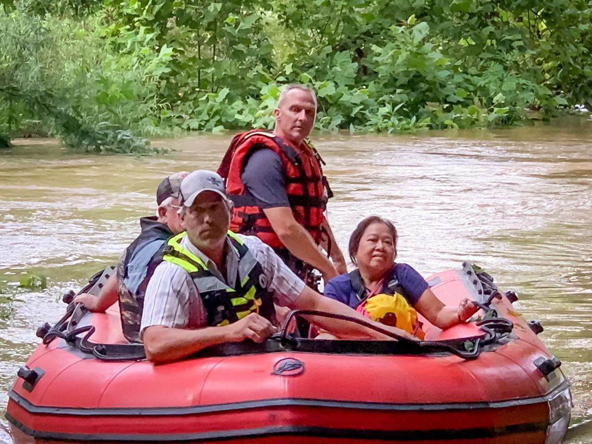 MSHP Water Rescue
