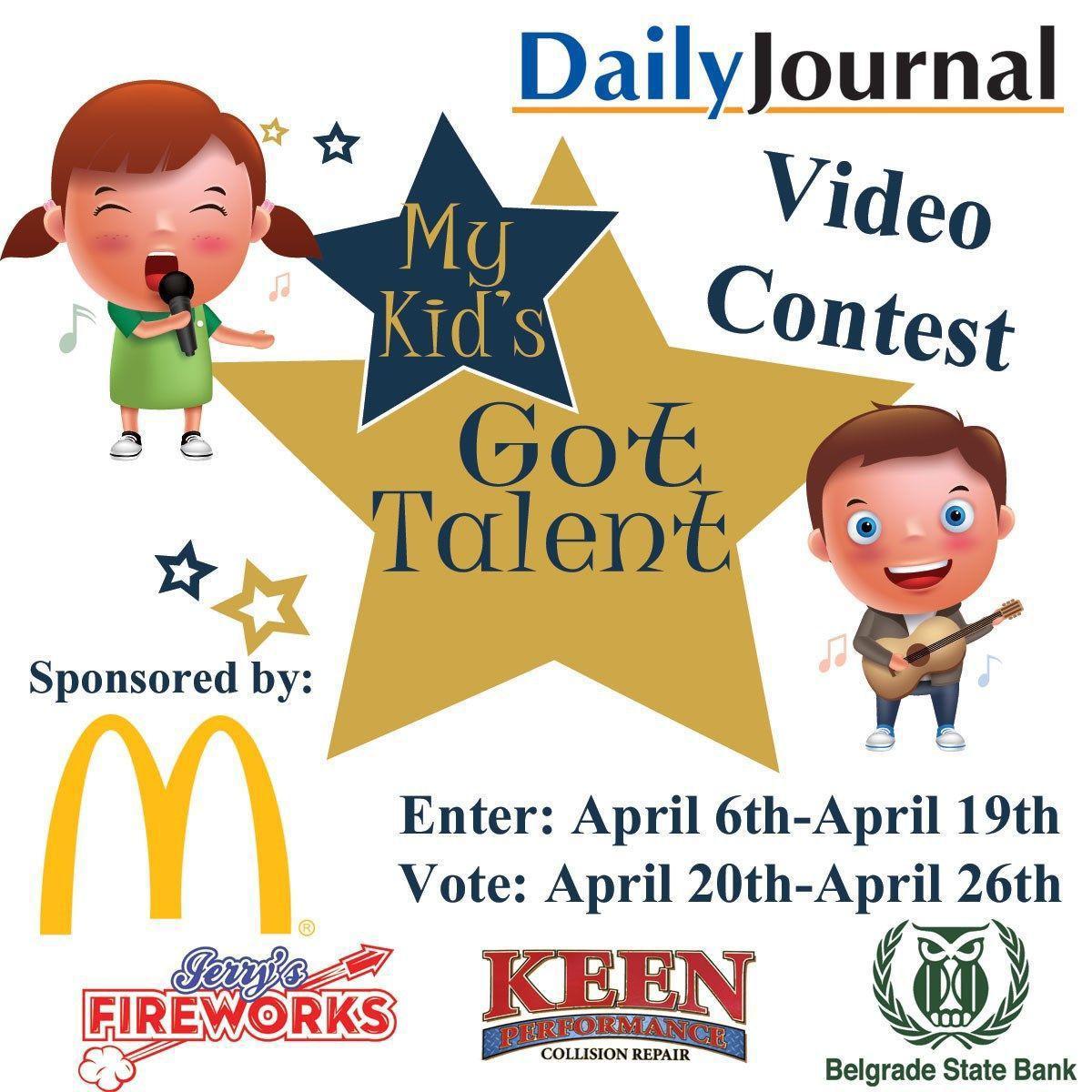 My Kid's Got Talent