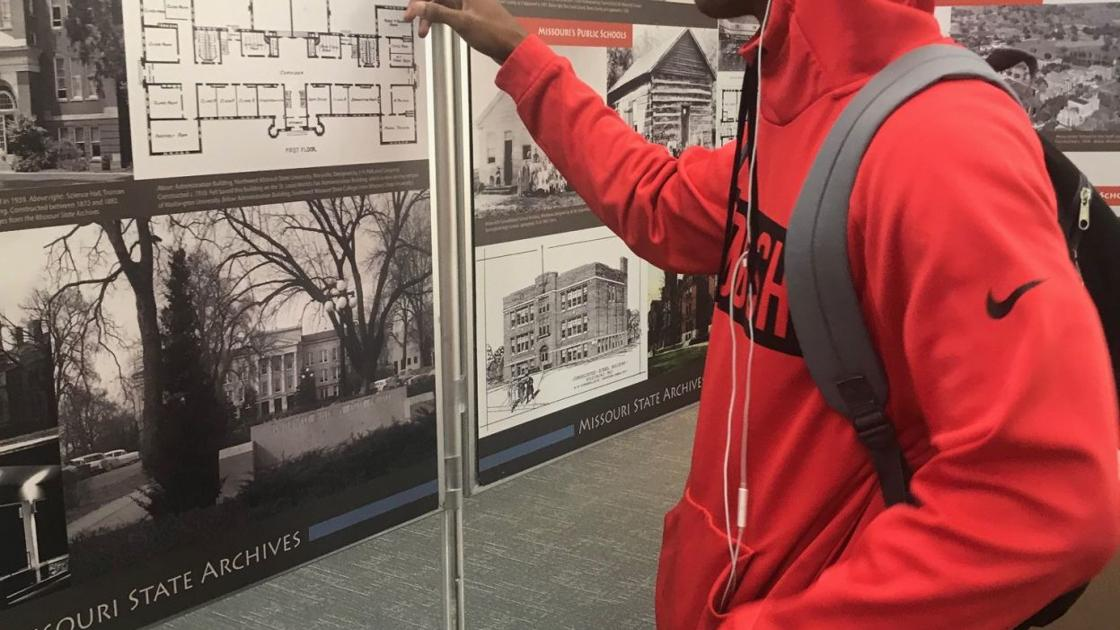 MAC library opens state public architecture exhibit