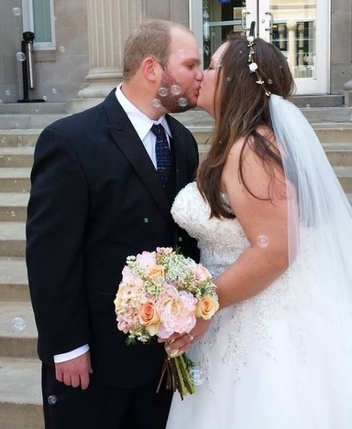 Cantrell/Hand Wed