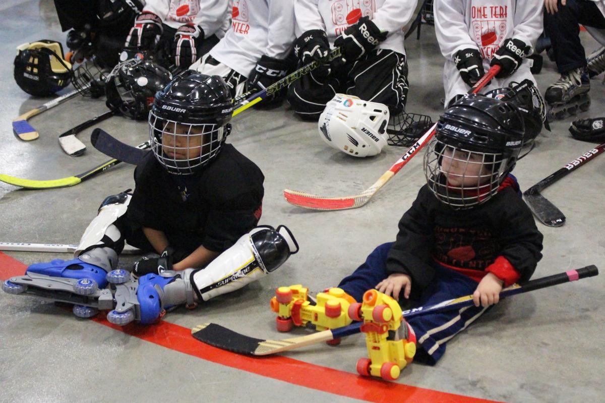 New kids hockey league a 'smash'