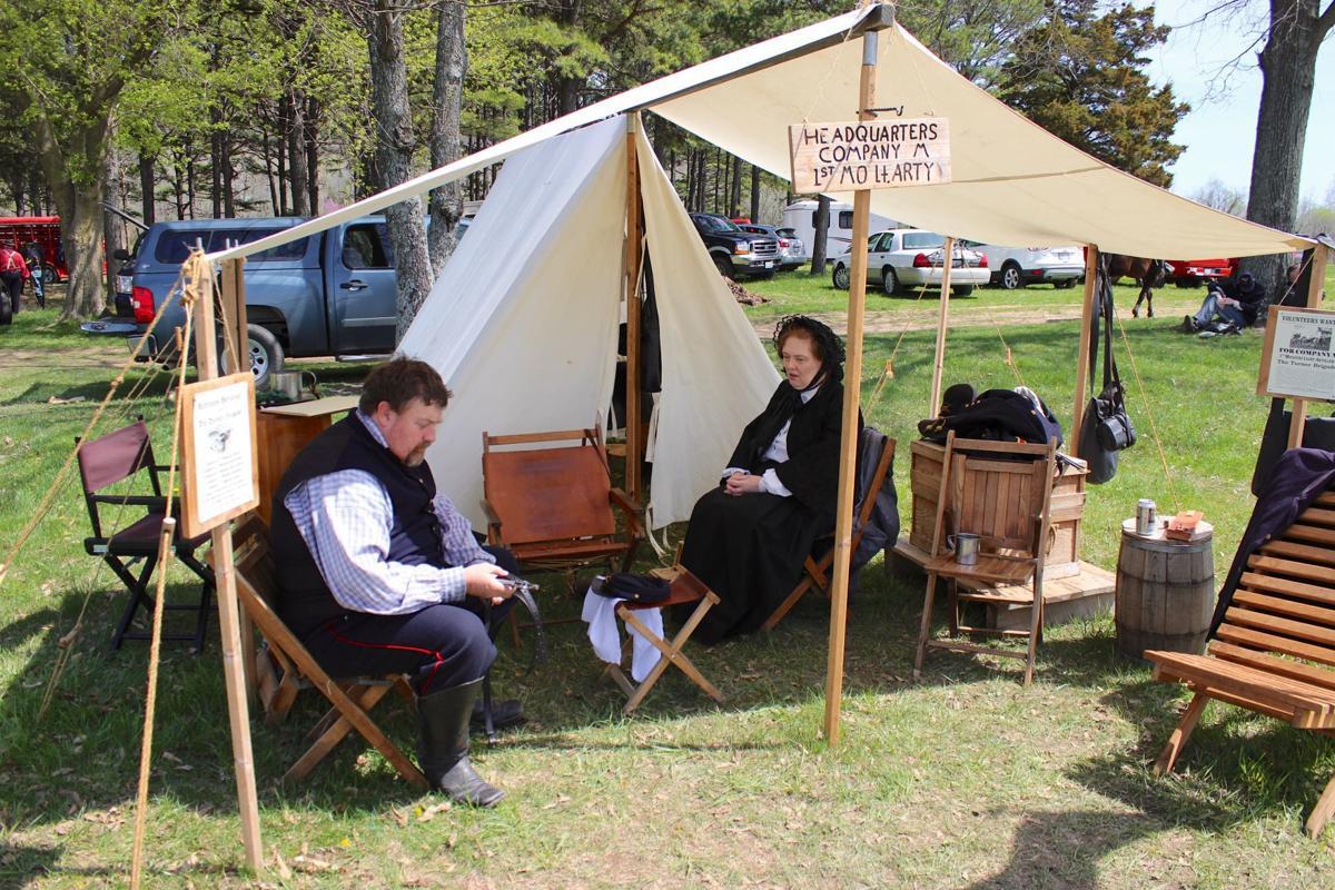 Civil War reenactment returns | Local | dailyjournalonline com