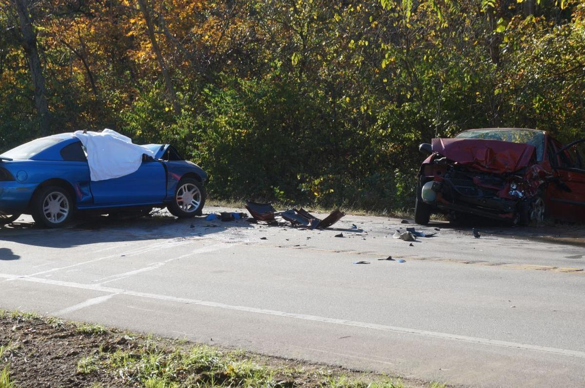 UPDATE: MSHP confims two died in crash on Hwy  221 today | Accidents