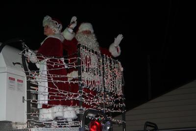 Farmington Christmas Parade
