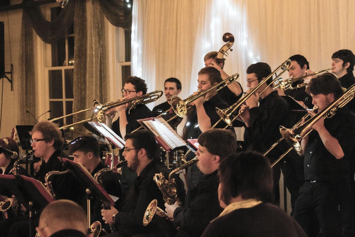 Dancing, jazz at Alexander's Dec. 13