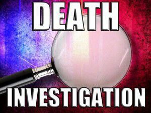 Police investigate a reported homicide in Farmington Wednesday