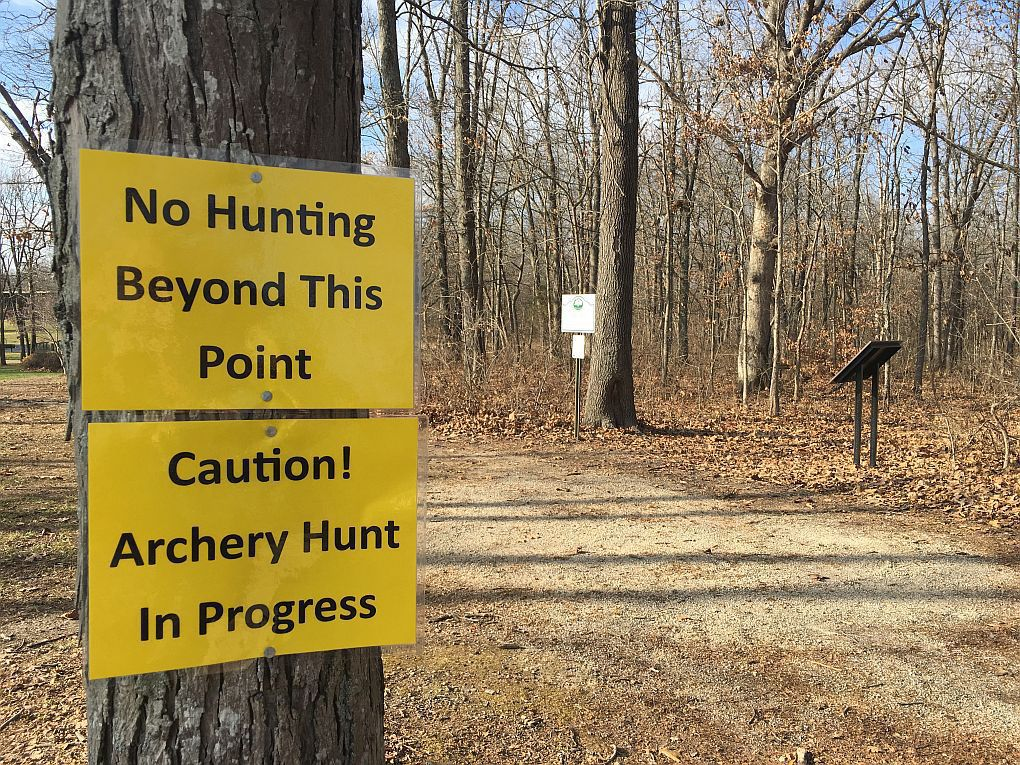 Managed hunt ends in Farmington