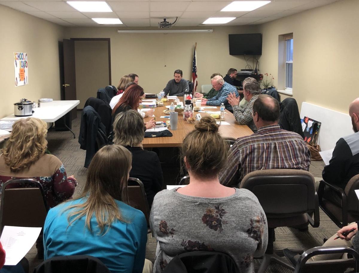 Fredericktown R-I Feb. meeting