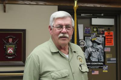 Sheriff Bullock unclear about retirement