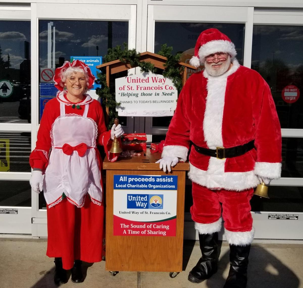 2019 United Way bell ringing totals