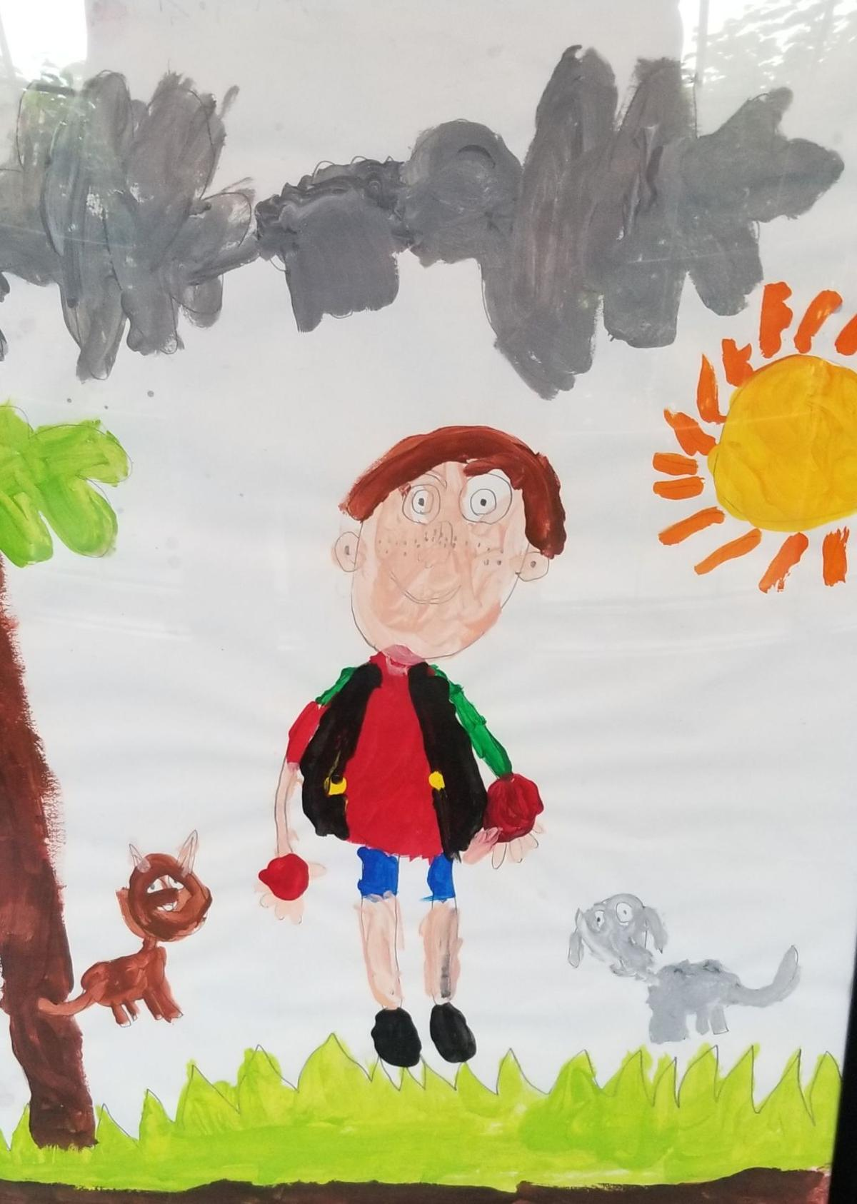 Students art on display at Battle of Pilot Knob State Historic Site