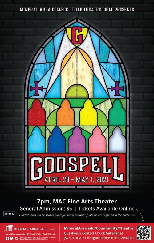 Godspell at MAC postponed