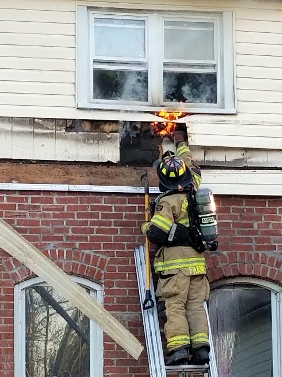 Fredericktown House Fire
