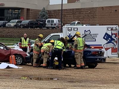 'Mock Accident' held at Farmington High School