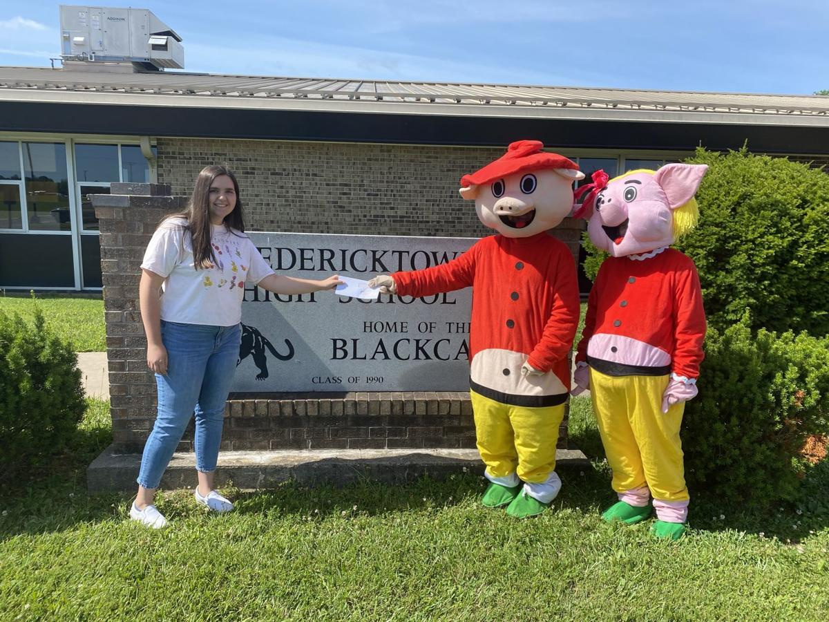 The Pig BBQ Scholarship Recipient Lily Hovis