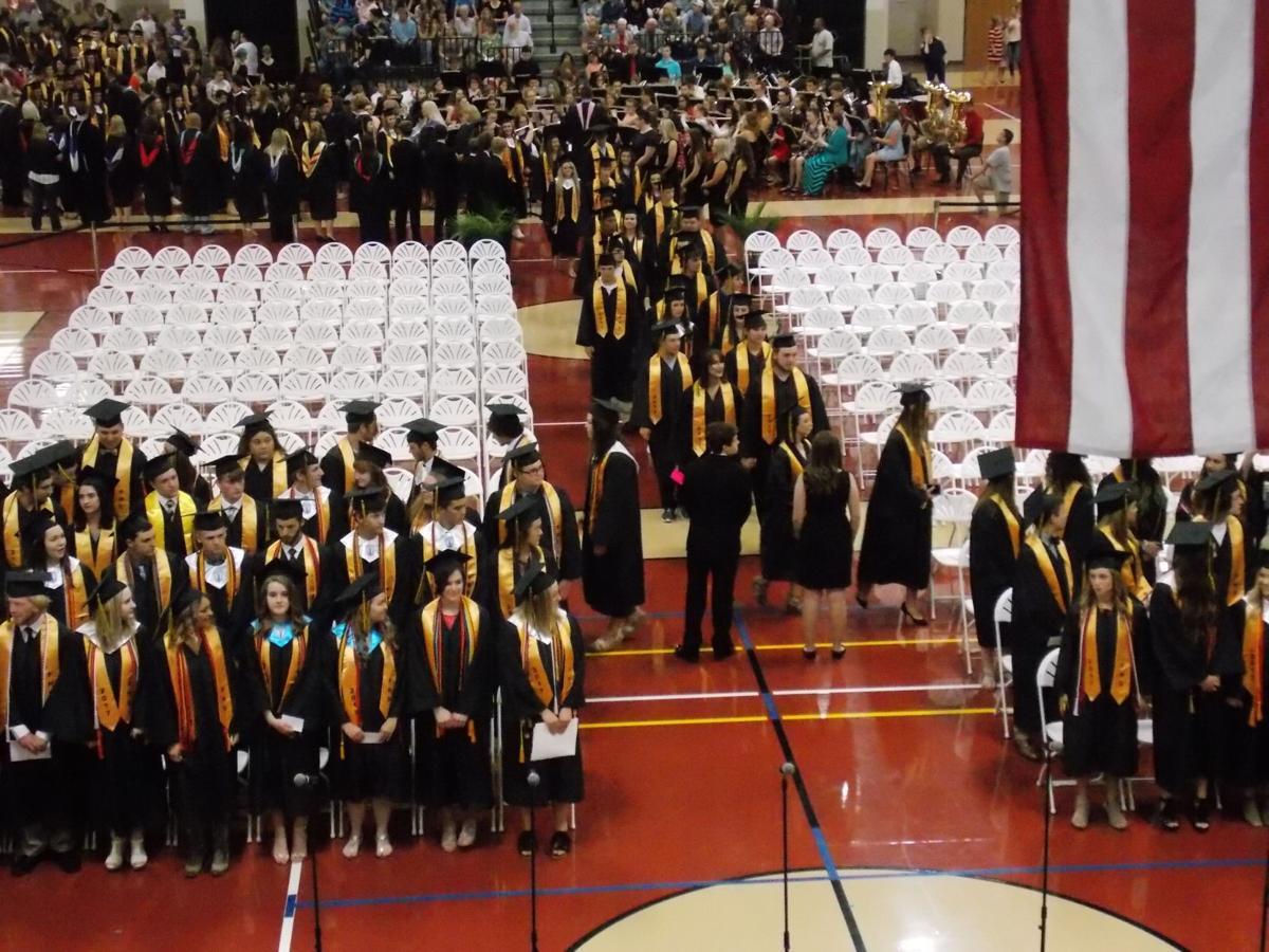 Farmington High Class of 2017 graduates 263