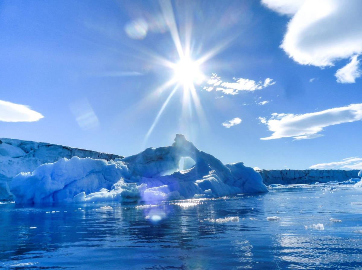 Expedition to Antartica