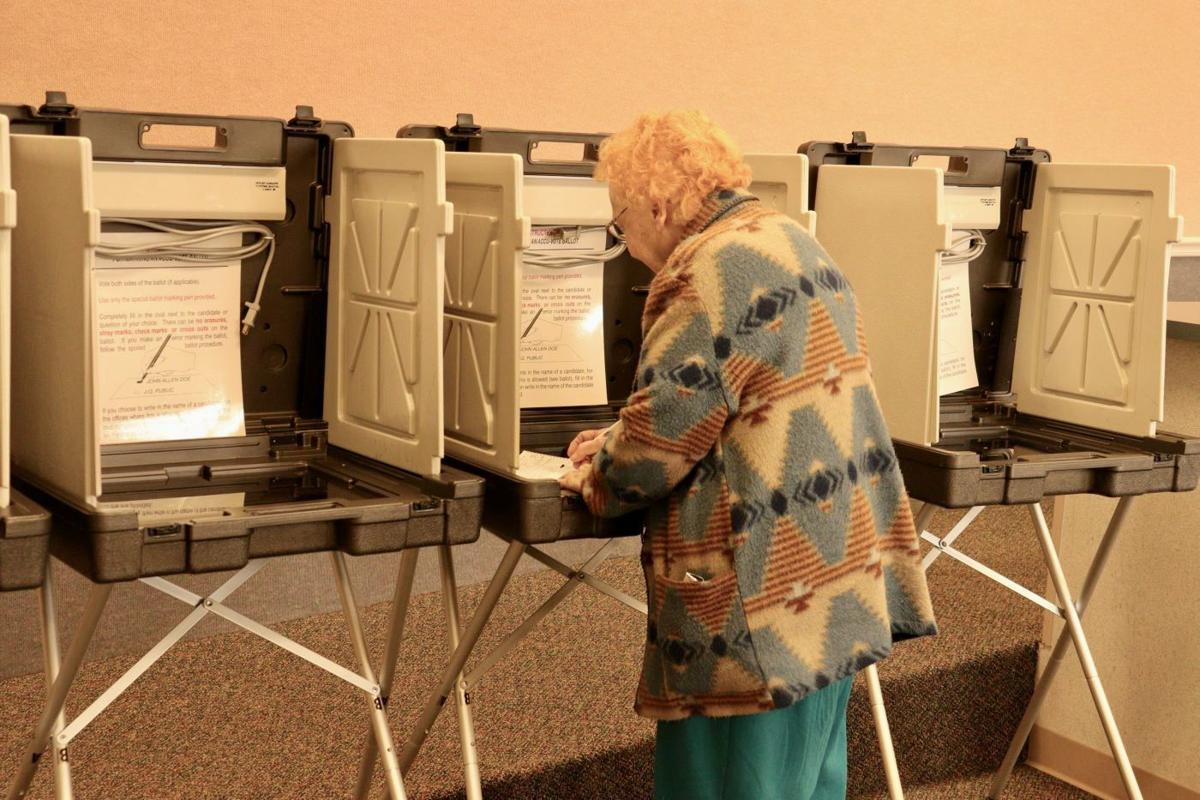 Secretary of State Ashcroft covers state voting issues