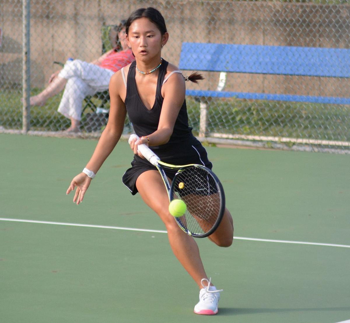 Farmington at NC Tennis