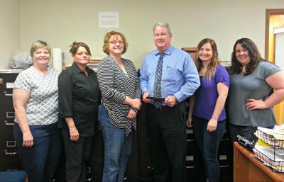 Farmington public defenders' office receives award for excellence