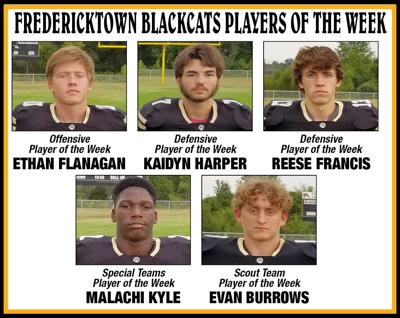 players of the week