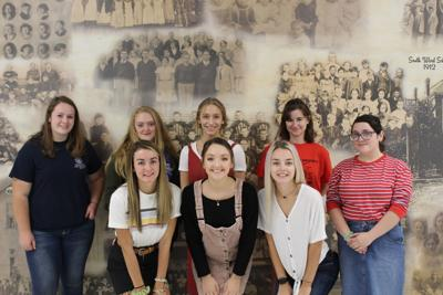 Farmington Homecoming Queen Candidates