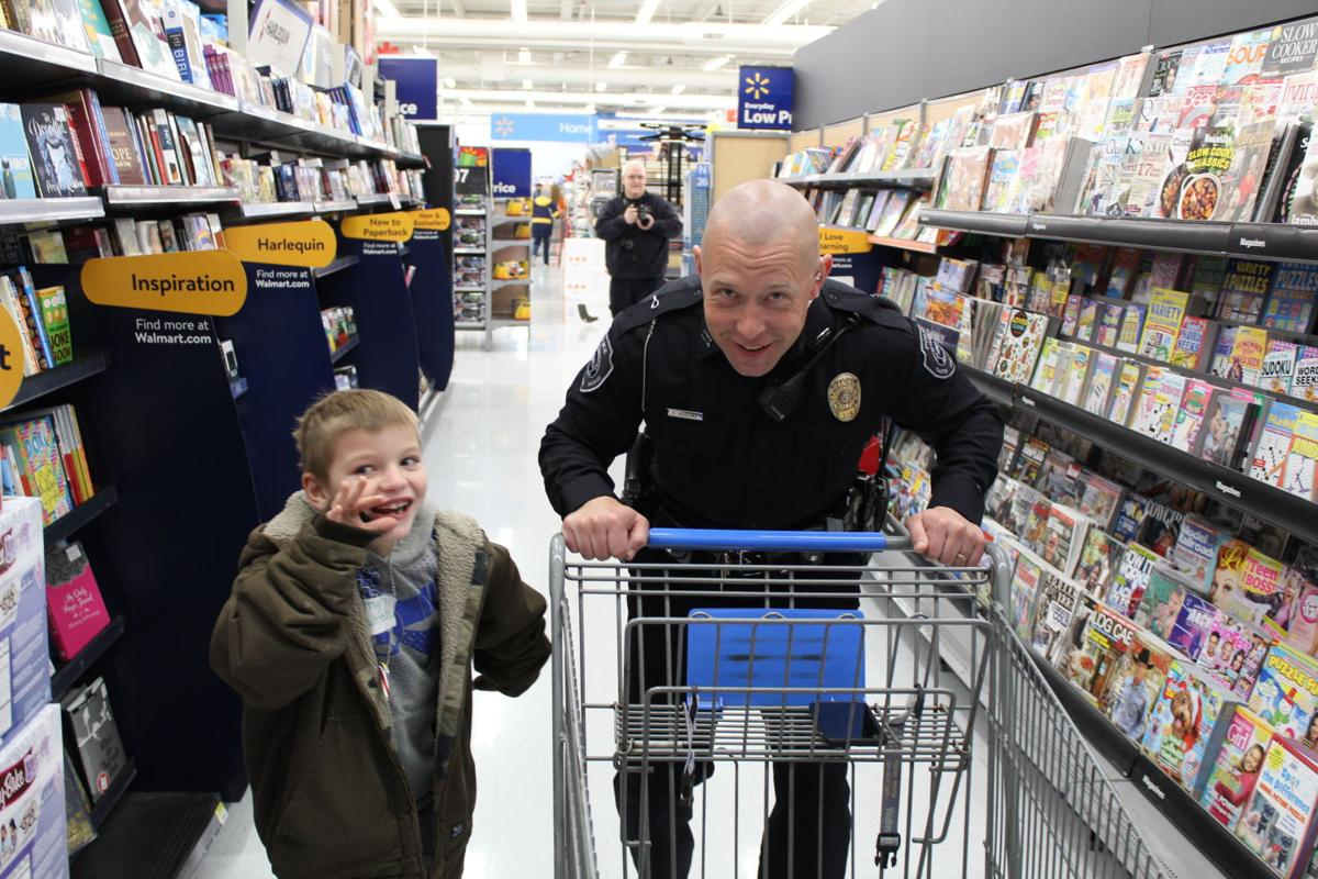 Shop With a Cop helps hundreds of kids