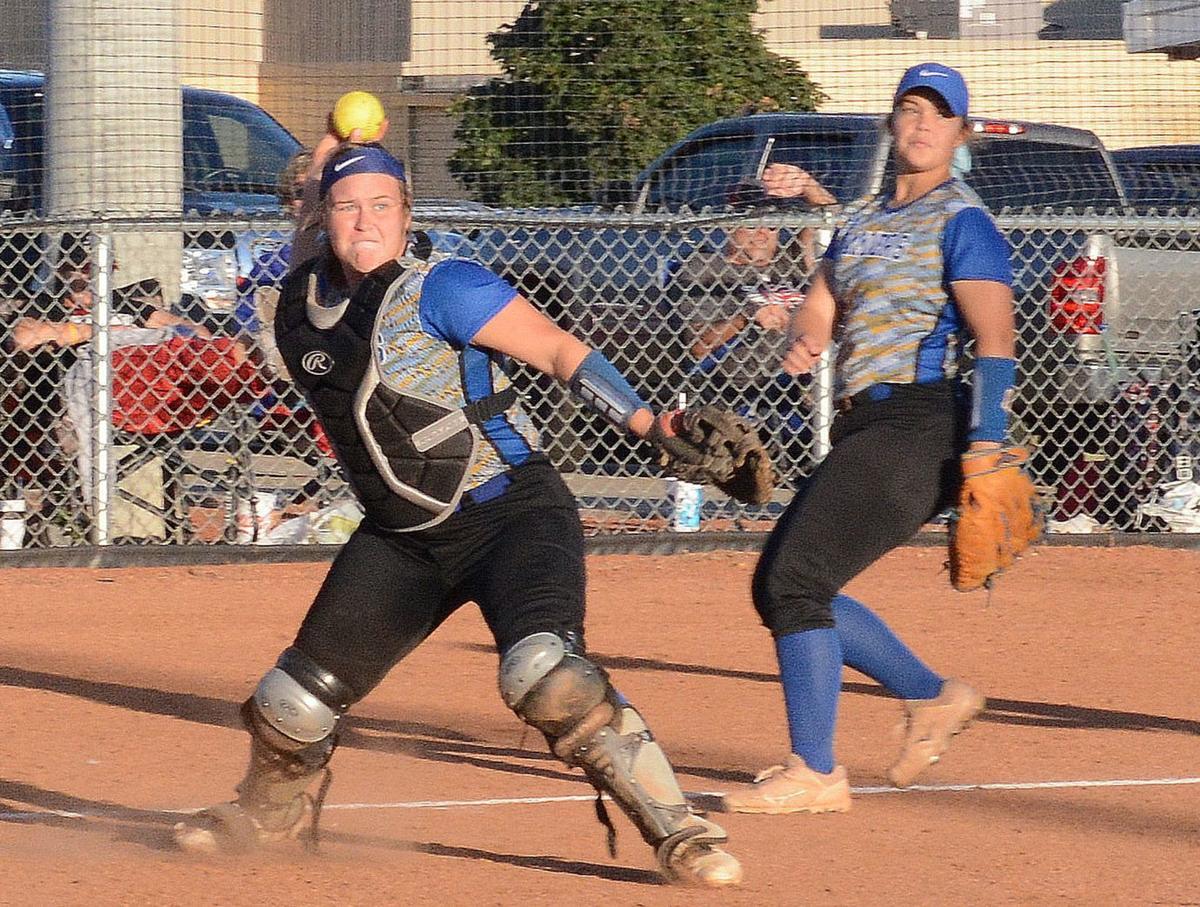 North County softball