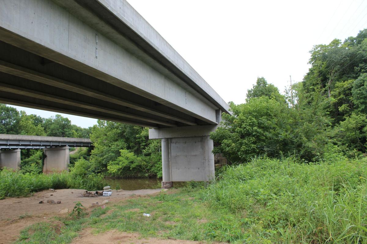 Commission discusses homeless camping under bridge
