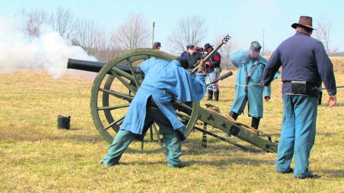 Turner Brigade brings Civil War days back to life | News