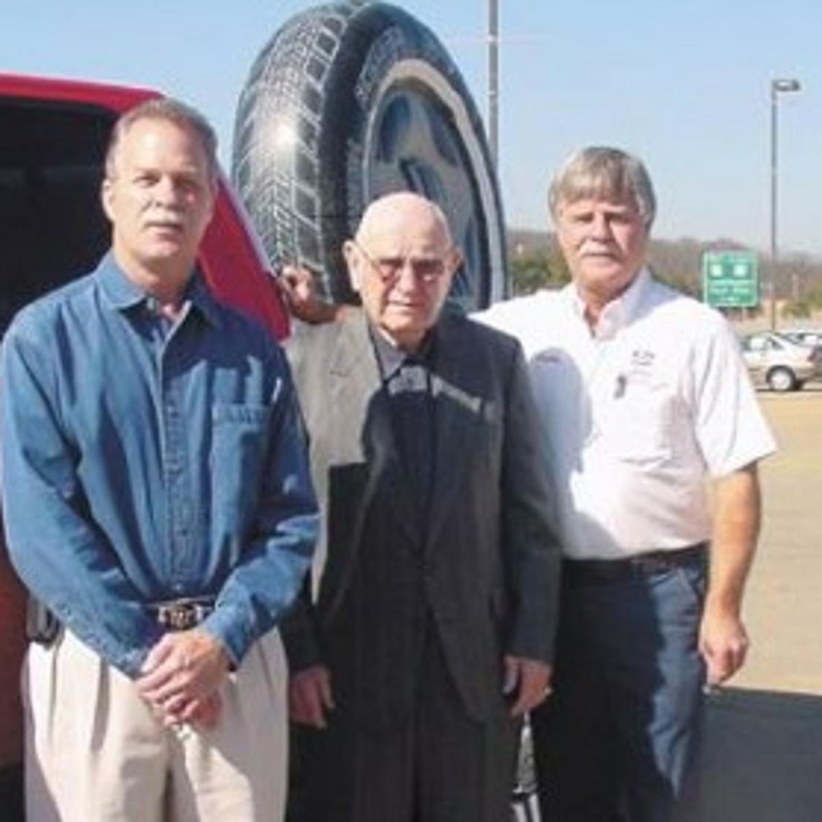Sam Scism Ford >> Sam Scism Is Remembered For His Generosity Daily Journal