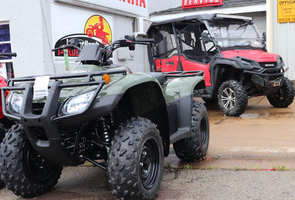 New rules for ATVs and UTVs