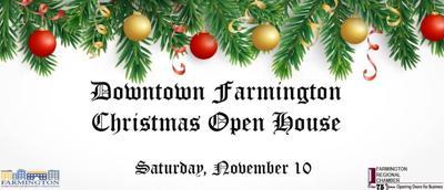Downtown Farmington Rings in the Holiday Season